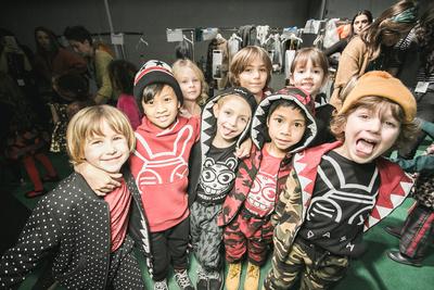 Обзор главных трендов детской моды (галерея 11, фото 1)