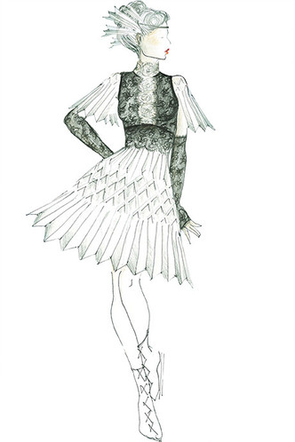 """Кьяра Ферраньи: """"Красив тот, кто любит себя и транслирует это всем окружающим"""" фото [11]"""