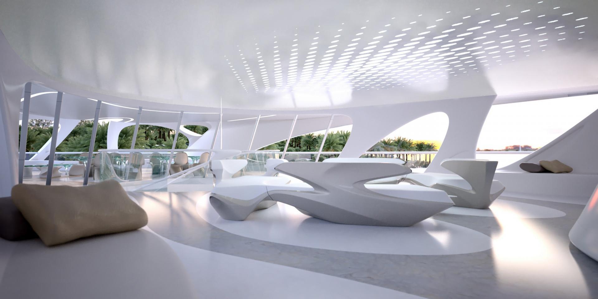 Морская прогулка: парусники и яхты от известных дизайнеров | галерея [2] фото [4]