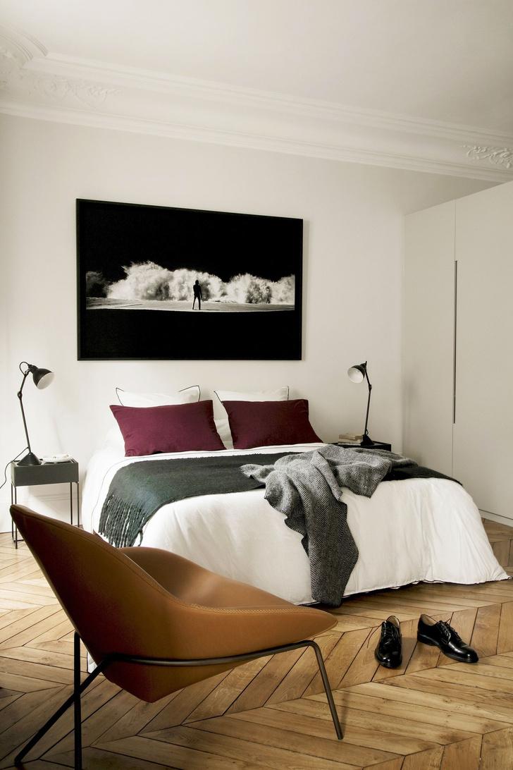 Квартира в бывшем офисе в Париже (фото 11)