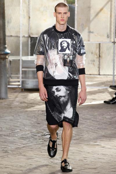 Неделя мужской моды в Париже: лучшие показы | галерея [4] фото [33]