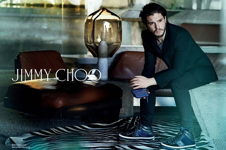 Мужская коллекция обуви Jimmy Choo