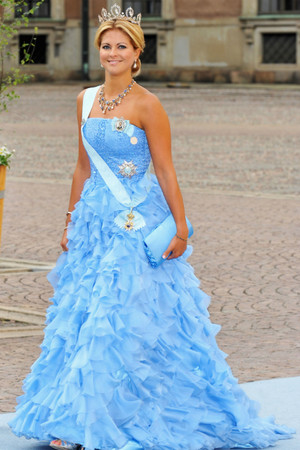 Принцесса Швеции Мадлен фото