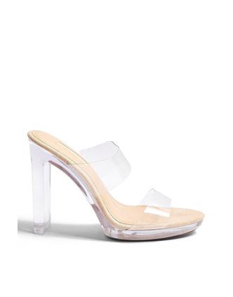 Transparent spring: 6 прозрачных пар обуви (фото 2.1)