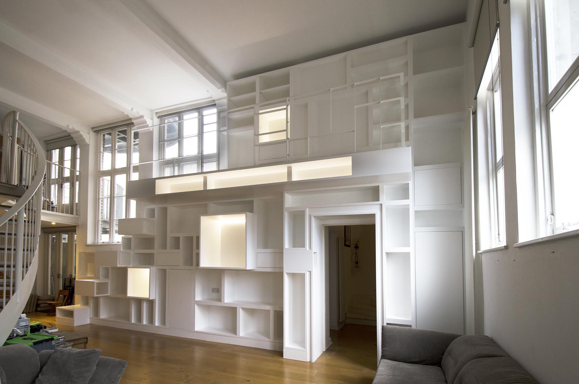 Топ-10: самые необычные дизайнерские лестницы | галерея [5] фото [1]
