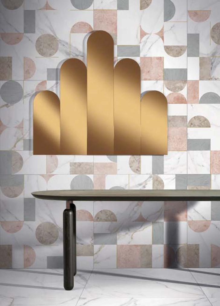 Новинки выставки CERSAIE 2017: стильная керамика, сантехника и мебель для ванной фото [18]