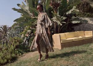 Eco-ELLE: коллекция H&M Conscious Exclusive, словно созданная для путешествий на «Восточном экспрессе» (фото 7.1)