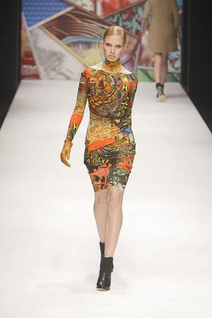 Показы мод Basso & Brooke Осень-зима 2010-2011 | Подиум на ELLE - Подиум - фото 2802