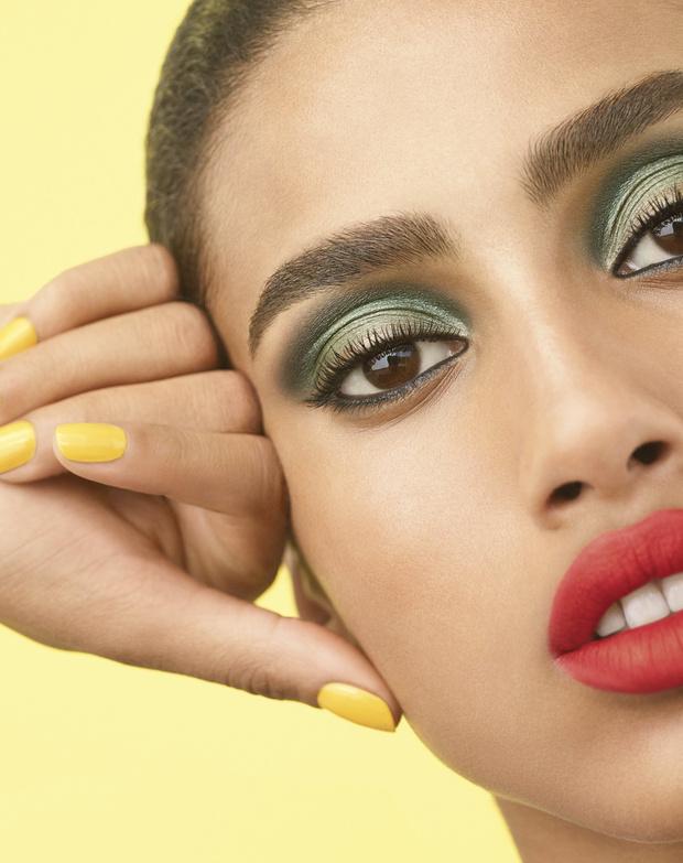 Chanel представили весенне-летнюю коллекцию макияжа Neapolis: New City (фото 1)