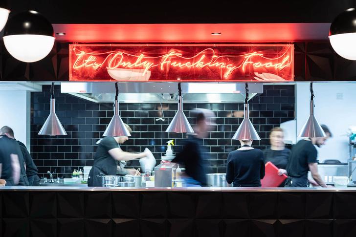 Как в кино: бар и ресторан в стиле Дэвида Линча (фото 7)