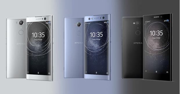 Три новых смартфона от компании Sony (фото 1)