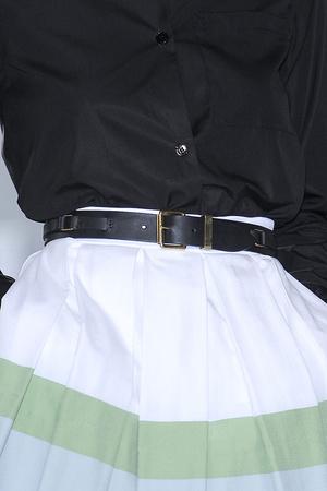 Показ Jonathan Saunders коллекции сезона Весна-лето 2011 года prêt-à-porter - www.elle.ru - Подиум - фото 180841