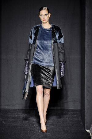 Показы мод Maurizio Pecorario Осень-зима 2012-2013 | Подиум на ELLE - Подиум - фото 1521