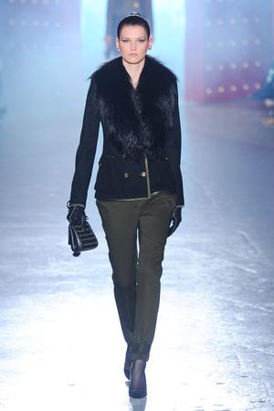 Показы мод Jason Wu Осень-зима 2012-2013 | Подиум на ELLE - Подиум - фото 1727