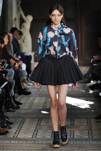 Неделя моды в Париже: день четвертый | галерея [3] фото [2]