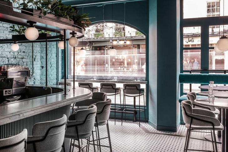 Новый ресторан Greenwich Grind в Лондоне (фото 2)