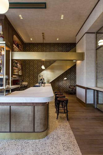 Афинский ресторан в стиле ретро (фото 5.1)