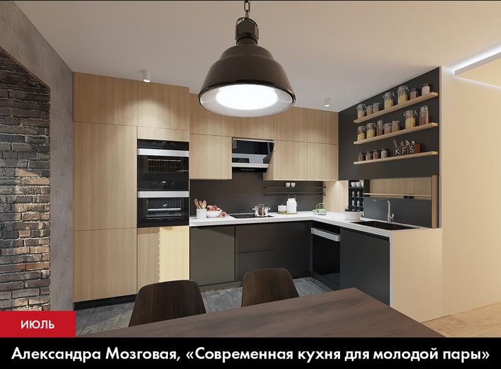 Победители конкурса «Магия дизайна» Gorenje и ELLE Decoration (фото 6)