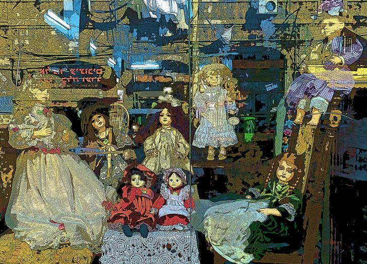 Выставка Семена Файбисовича в галерее ГУМ-Red-Line (фото 2)