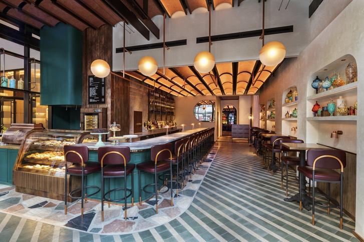 Дизайнерский отель с микро-номерами в Нью-Йорке (фото 5)