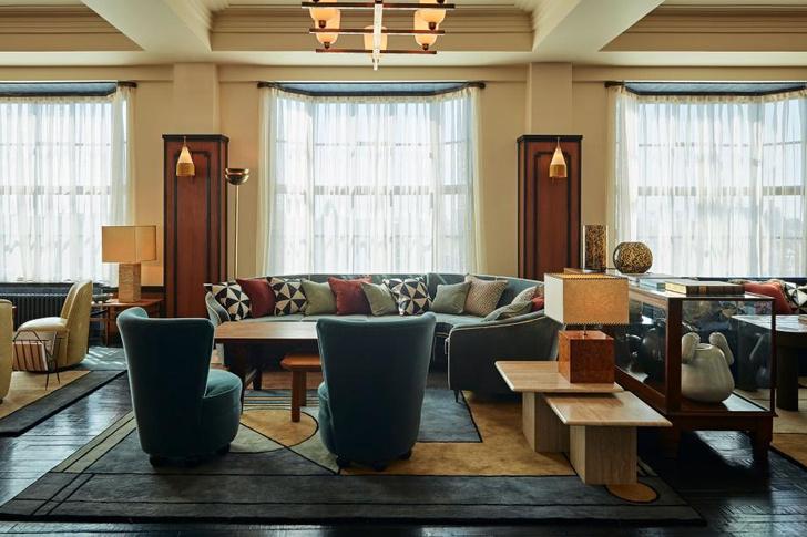 Бутик-отель Soho House в Амстердаме (фото 6)