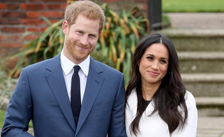 Принц Гарри и Меган Маркл объявили дату свадьбы (фото 1)