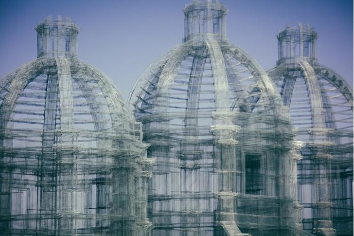 Эдоардо Тресольди: призрачная архитектура (фото 0)
