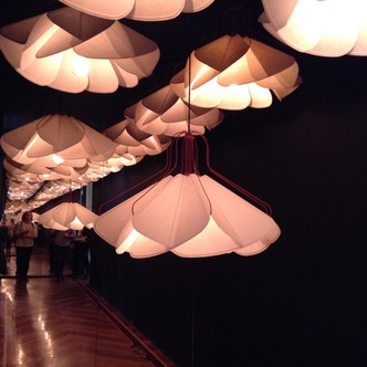 Louis Vuitton Objects Nomades в Palazzo Bocconi
