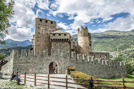 Итальянские Альпы: 10 главных достопримечательностей долины Аосты | галерея [6] фото [2]