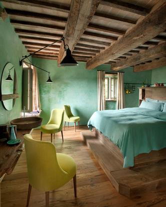 Monteverdi Hotel: бутик-отель в старинной тосканской глубинке (фото 11.2)