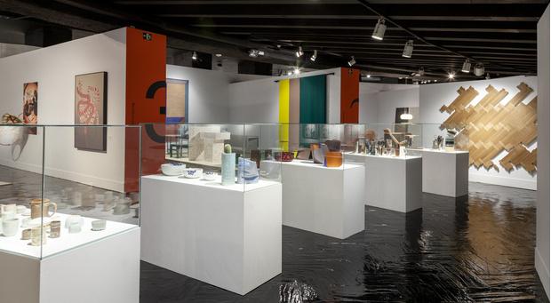 Выставка Патрисии Уркиолы в Мадриде (фото 3)