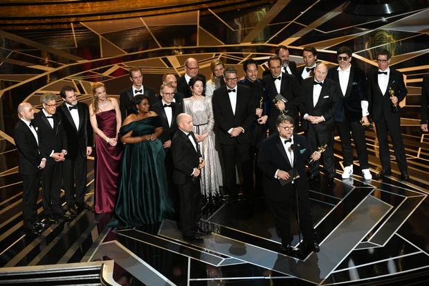 Главная сенсация «Оскара-2018»: лучшим фильмом стал «Форма воды» (фото 6)