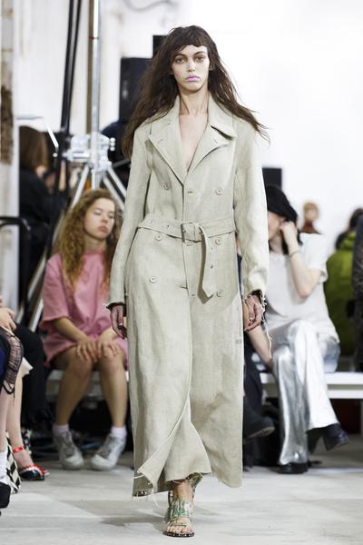Неделя моды в Лондоне: день пятый | галерея [2] фото [1]