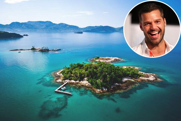 Топ 10: острова знаменитостей фото [8]