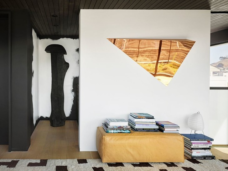 Яркая личность: трехэтажный дом в Сан-Франциско (фото 18)