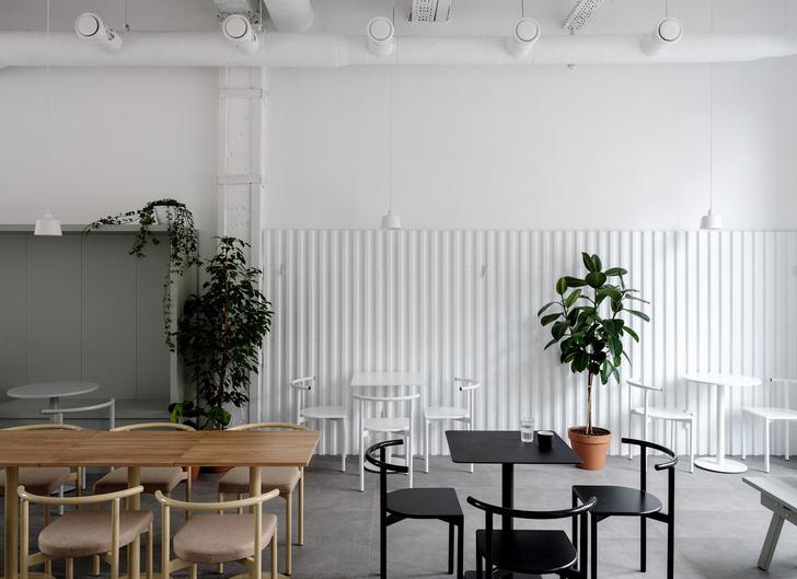 Приют аскета: московская кофейня от Asketik Studio (фото 4)