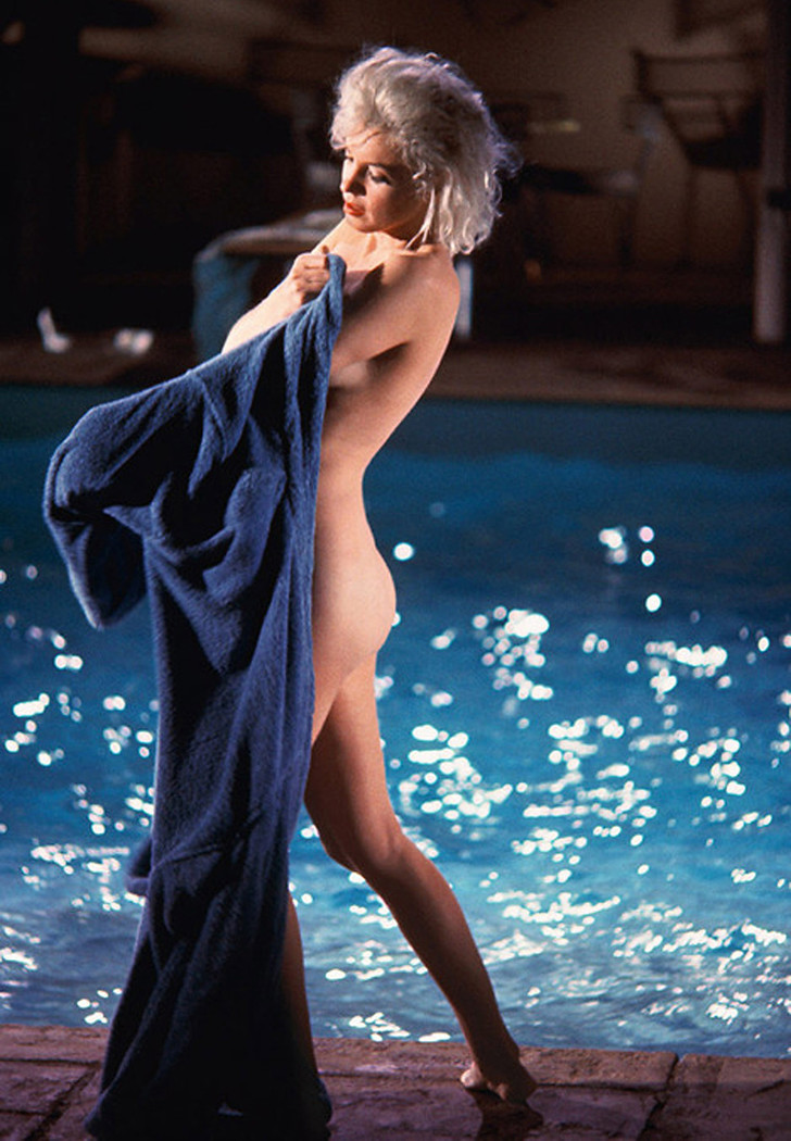 Ранее неопубликованные снимки Мэрилин Монро будут проданы за $35 тысяч фото [1]