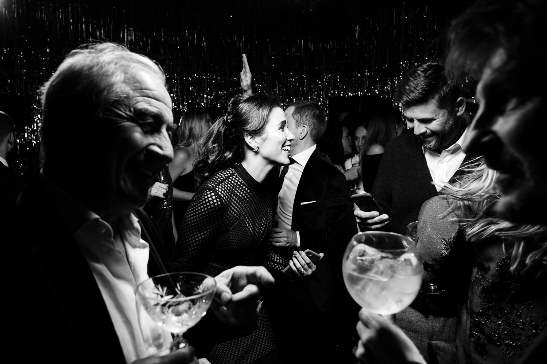 Новогодний коктейль Martini Night в шоу-руме Promemoria