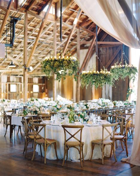 Зелень в декоре свадьбы: 7 вдохновляющих идей (фото 8)