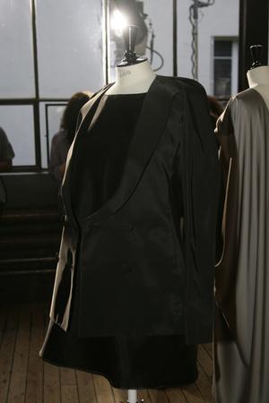 Показ Maison Rabih коллекции сезона Осень-зима 2009-2010 года Haute couture - www.elle.ru - Подиум - фото 88170