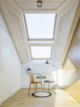 Под самой крышей: комнаты в мансардах (фото 3.2)