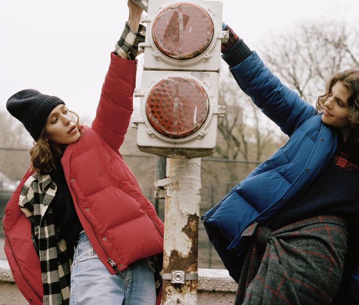 Woolrich представили новую коллекцию и капсулу, созданную совместно с соул-дивой Лорин Хилл (фото 3)