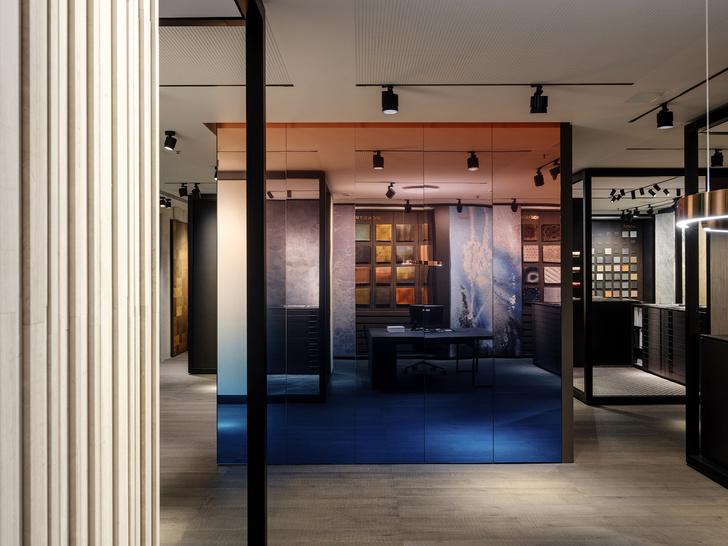 В салоне KRASSKY появился отдел Luxury Textures (фото 0)