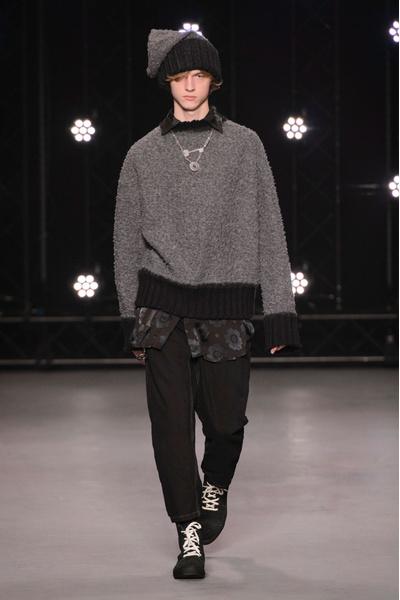 Неделя мужской моды в Лондоне: главные показы | галерея [1] фото [14]
