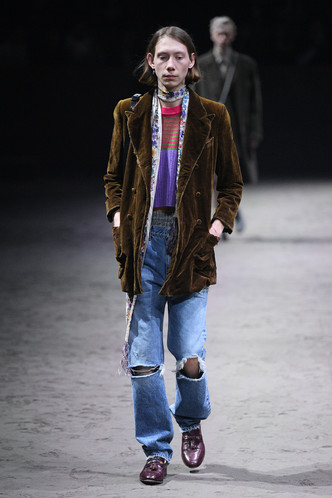 Показ Gucci стал манифестом против токсичной маскулинности (фото 14.2)