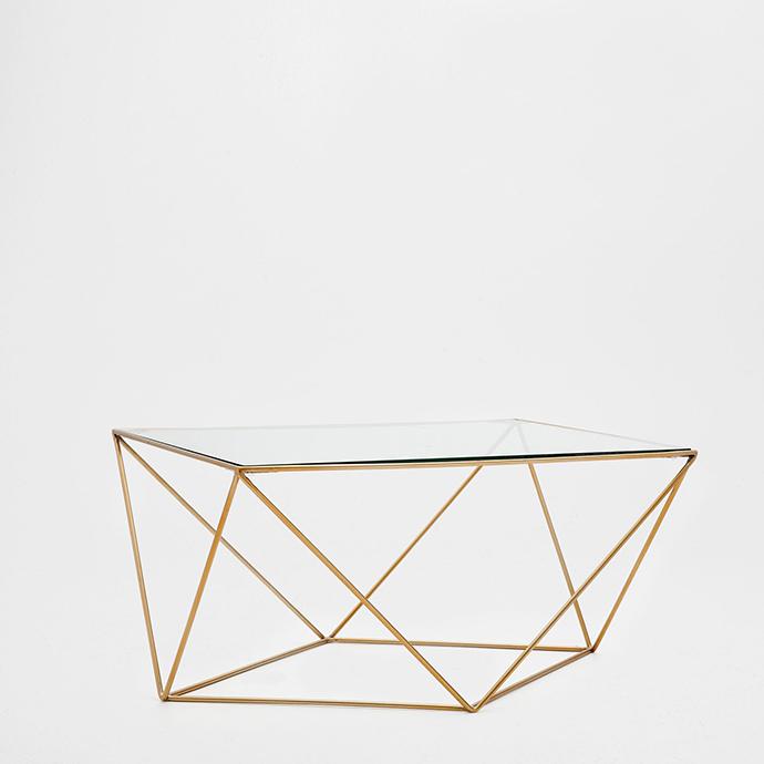 Журнальный столик, Zara Home, магазины Zara Home.