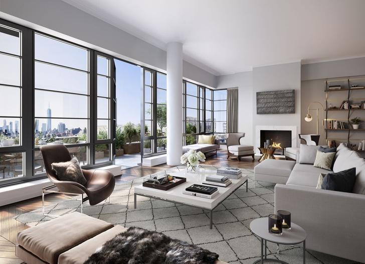Новая квартира Джесси Тайлера Фергюсона по проекту Жака Гарсии (фото 0)