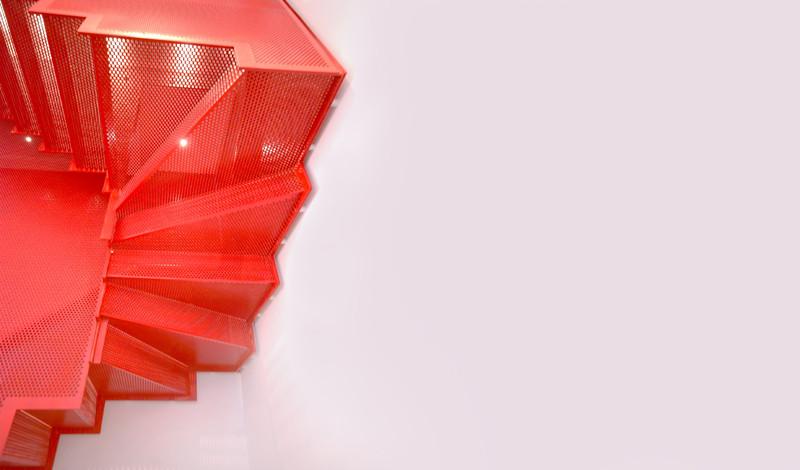 Топ-10: самые необычные дизайнерские лестницы | галерея [6] фото [3]