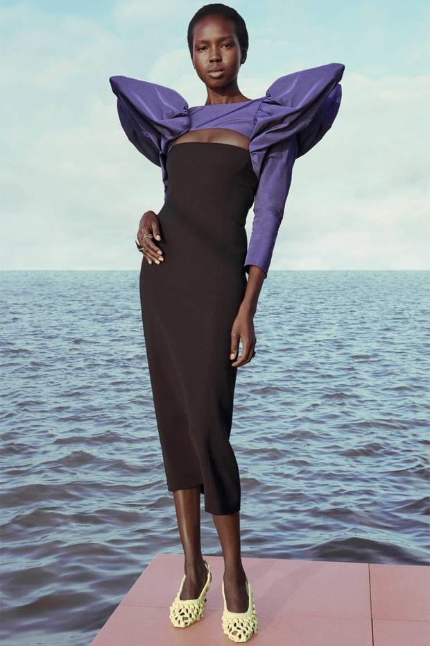 Какая древняя богиня послужила вдохновением для новой коллекции Givenchy? (фото 3)