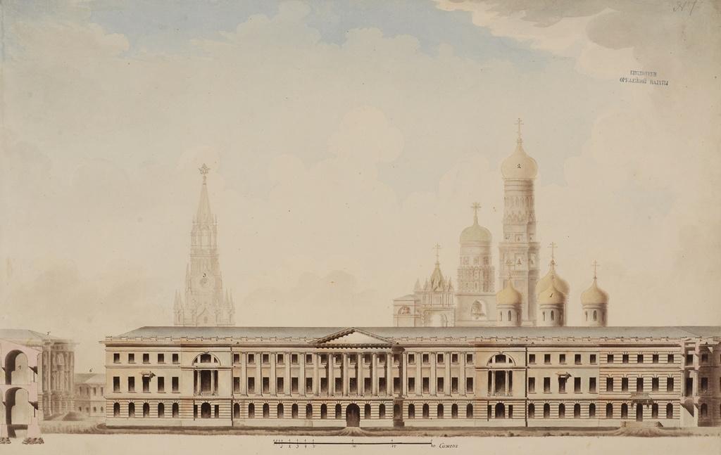 Куда сходить: выставка Матвей Казаков и допожарная Москва (галерея 5, фото 1)